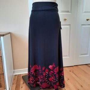 LuLaRoe NWT maxi skirt